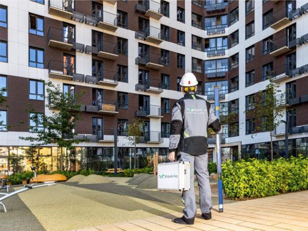 Услуги приемки в квартирах с отделкой